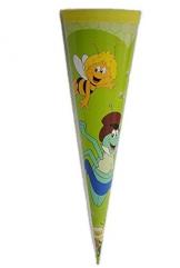 Biene Maja Schultüte 35 cm Zuckertüte Tüllverschluß Mädchen Junge Flip Willi -