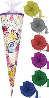 Schultüte - Disney´s Princess ABC 70 cm - incl. Schleife mit Filzabschluß - -